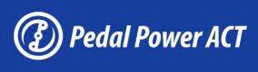 PedalPowerACT-logo-blueblock